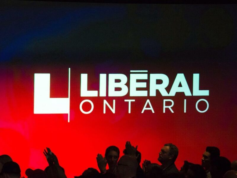 Poll-leading Ontario Liberals delay selecting leader until after 2022 provincial election