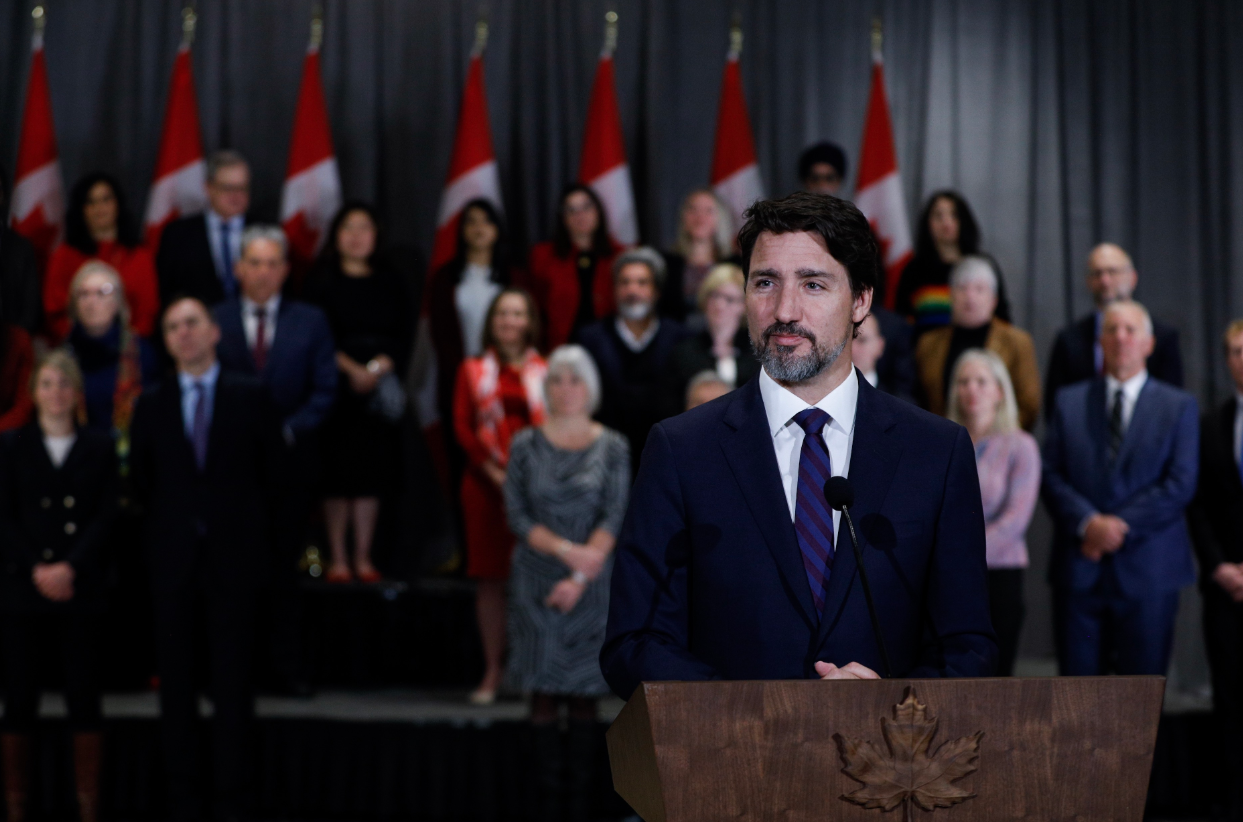 Trudeau: We must acknowledge the sacred sovereignty of Canada's oil and gas companies